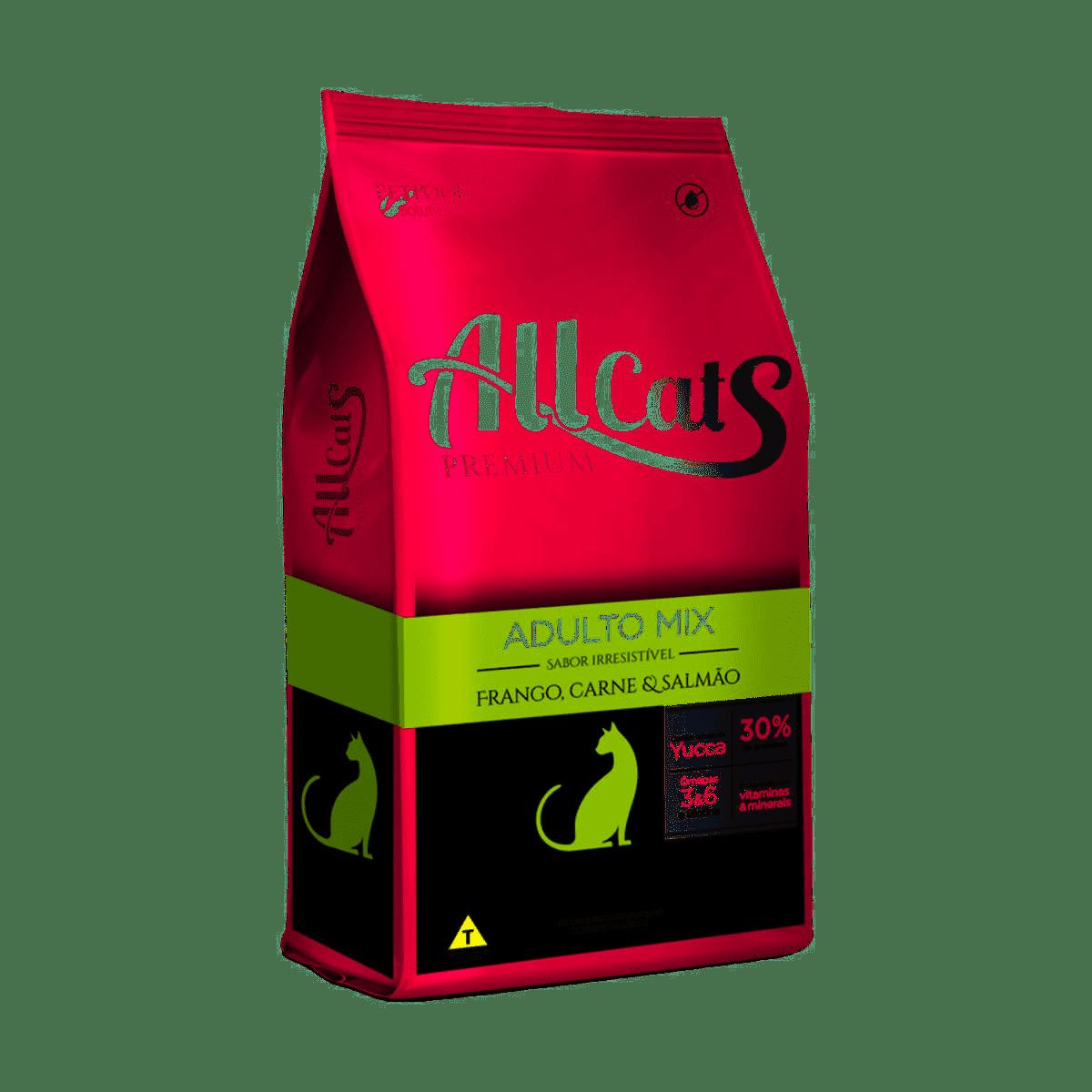 ALLCATS MIX 10,1 Kg