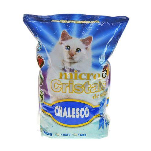 AREIA SÍLICA CHALESCO MICRO CRISTAIS 1,8 Kg