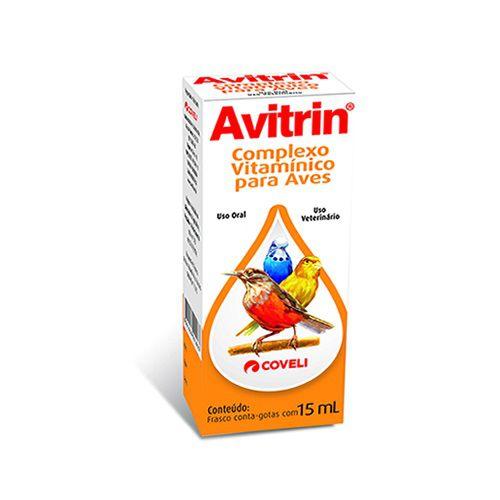 AVITRIN COMPLEXO VITAMÍNICO 15mL