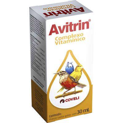 AVITRIN COMPLEXO VITAMINICO 30 ml