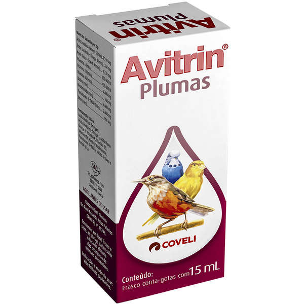 AVITRIN PLUMAS 15mL