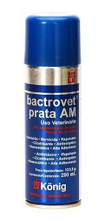 BACTROVET PRATA AM 200mL