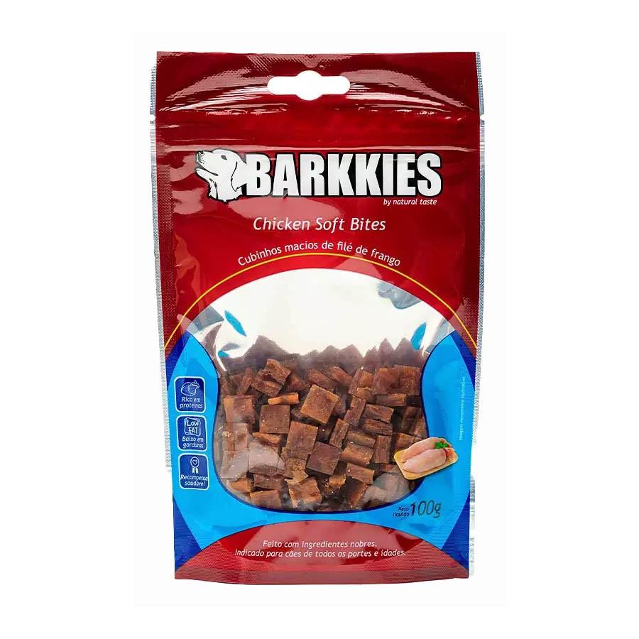 BARKKIES CHICKEN SOFT BITES 100 g