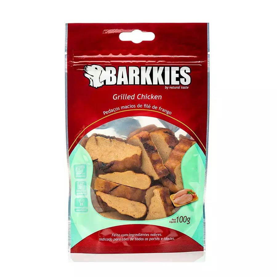 BARKKIES GRILLED CHICKEN 100 g