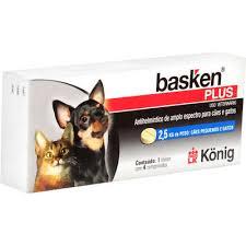 BASKEN PLUS 2,5 Kg