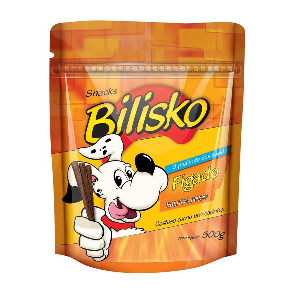 BILISKO PALITO FINO FÍGADO 500 g