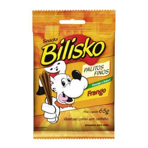 BILISKO PALITO FINO FRANGO 65 g