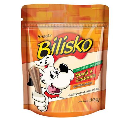 BILISKO PALITO FINO MAÇÃ E CENOURA 500 g