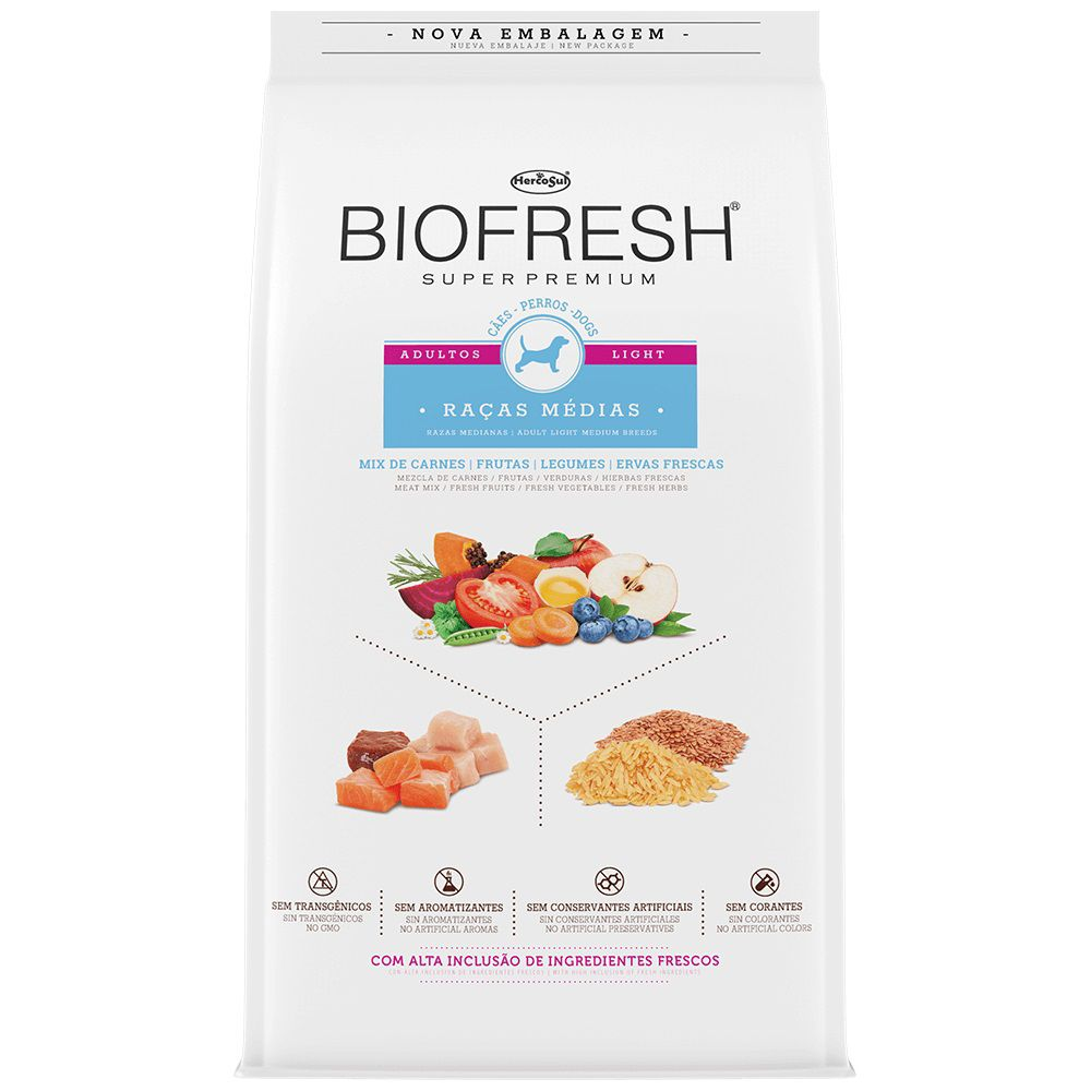 BIOFRESH LIGHT MÉDIO