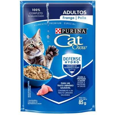 CAT CHOW SACHÊ FRANGO 85 g
