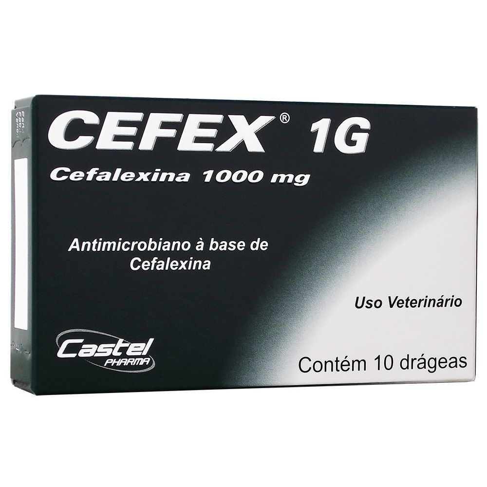CEFEX 1000 mg