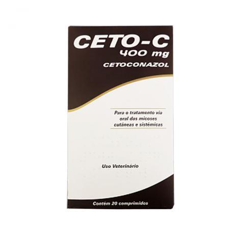 CETO-C 400 mg COM 20 COMPRIMIDOS