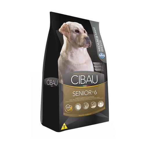 CIBAU SENIOR +6 MEDIUM & MAXI BREEDS 12 Kg