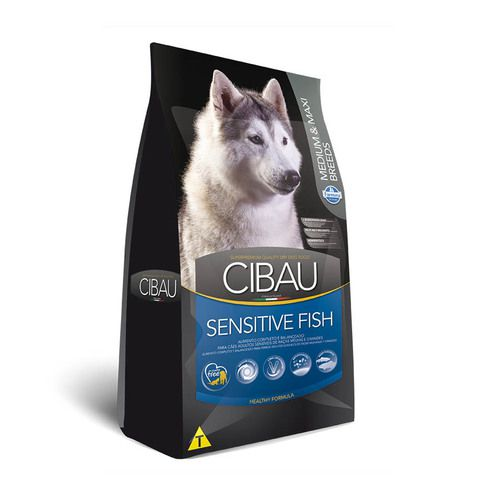 CIBAU SENSITIVE FISH MEDIUM & MAXI BREEDS 12Kg