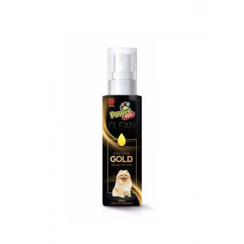 COLÔNIA GOLD POWERPETS 120 ml