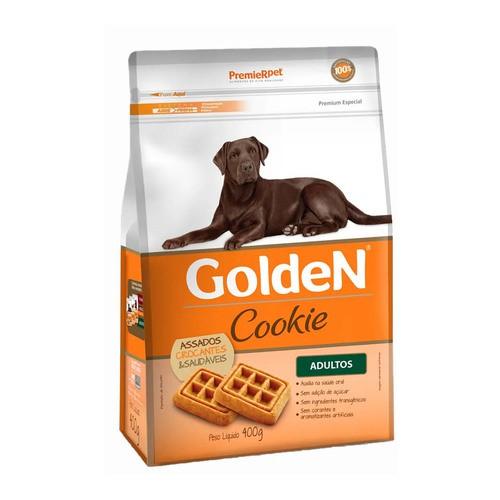 COOKIE GOLDEN CÃES ADULTOS 400 g