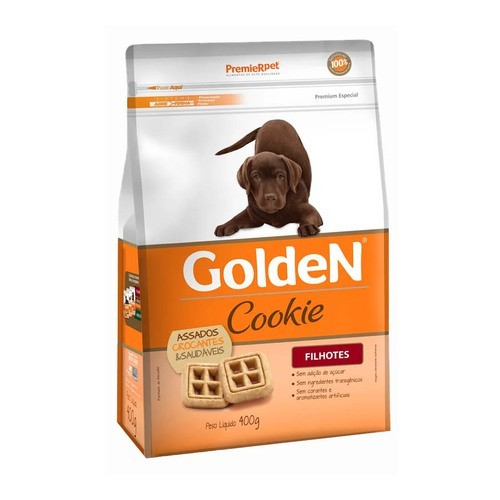 COOKIE GOLDEN FILHOTE 400 g