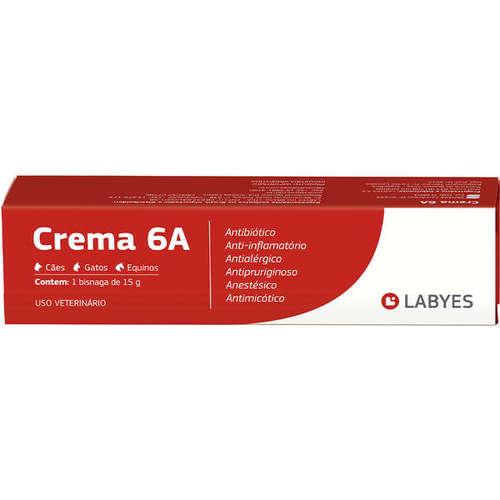 CREMA 6A 15 g