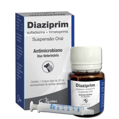 DIAZIPRIM ORAL 20 mL