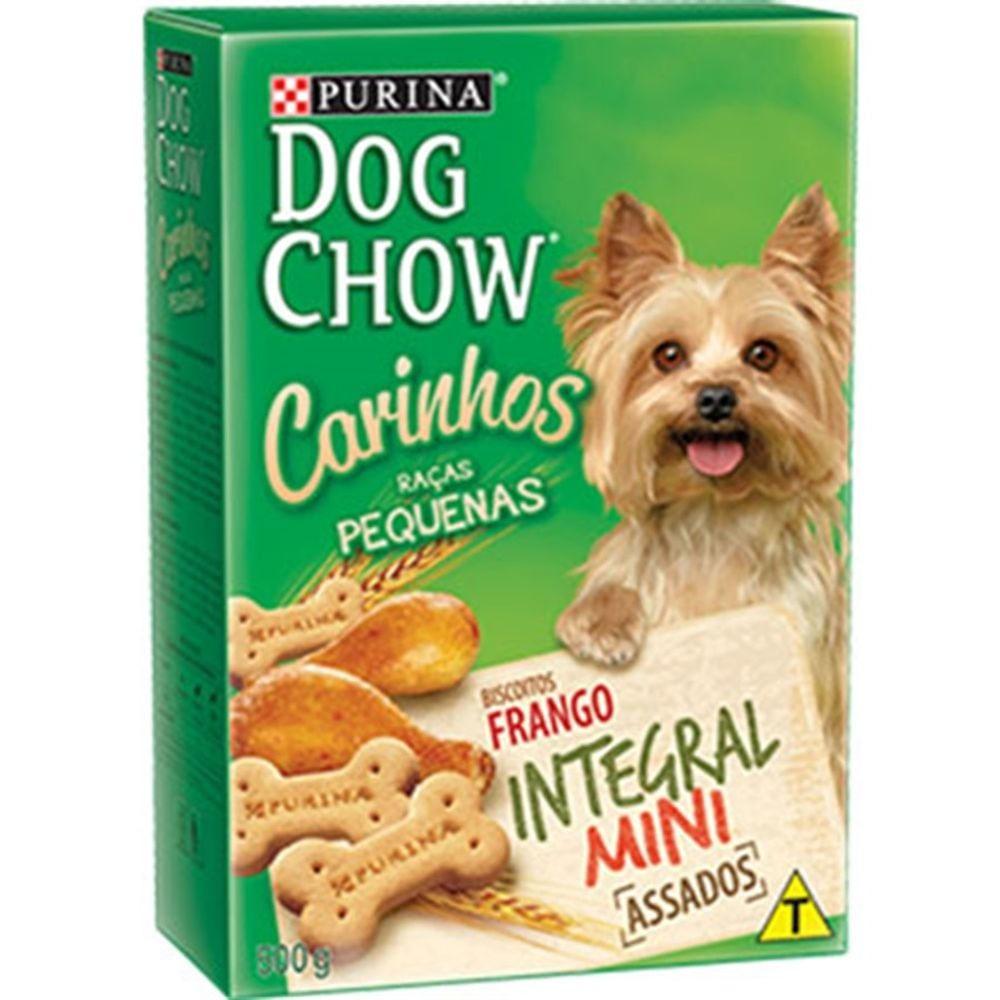 DOG CHOW CARINHOS MINI