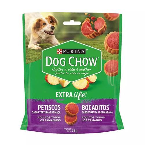 DOG CHOW PETISCO TORTINHAS 75g