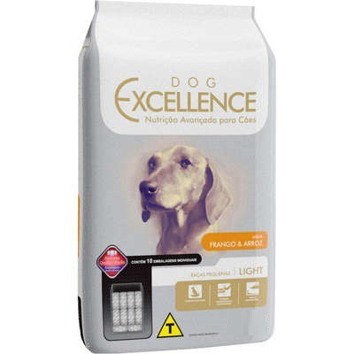 DOG EXCELLENCE LIGHT RAÇAS PEQUENAS
