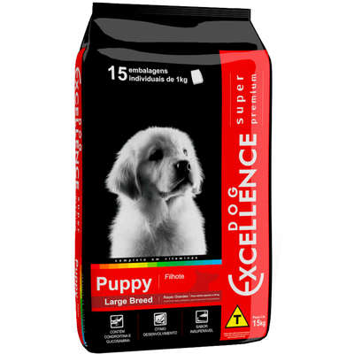 DOG EXCELLENCE S PREMIUM PUPPY LARGE 15 Kg