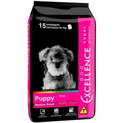 DOG EXCELLENCE S PREMIUM PUPPY MEDIUM