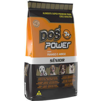 DOG POWER SENIOR