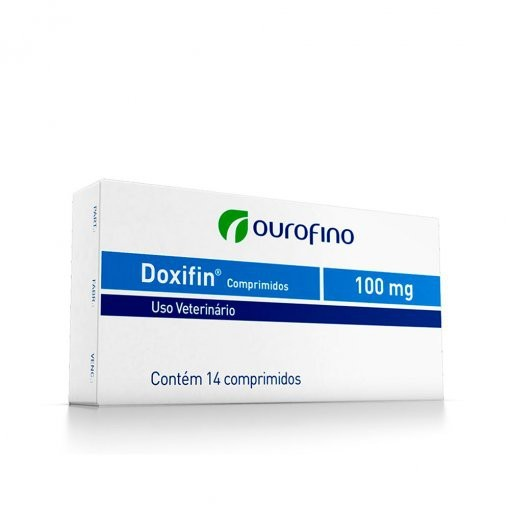 DOXIFIN COMPRIMIDOS 100mg