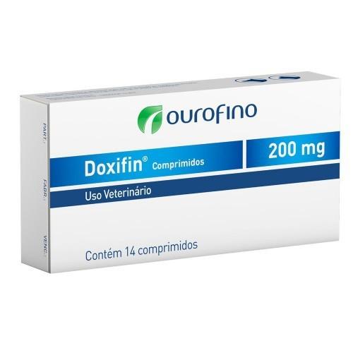 DOXIFIN COMPRIMIDOS 200mg