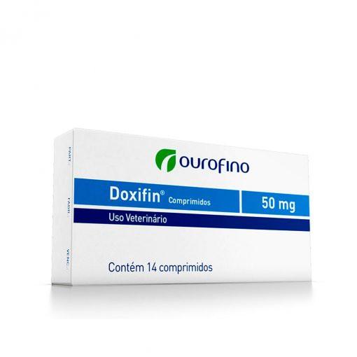 DOXIFIN COMPRIMIDOS 50mg