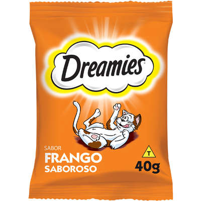 DREAMIES FRANGO 40g