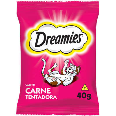DREAMIES CARNE 40g Leve 6 pague 5