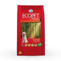 ECOPET NATURAL CARNE 15 Kg