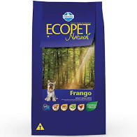 ECOPET NATURAL FRANGO SMALL BITES