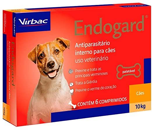 ENDOGARD 10 Kg 6 COMPRIMIDOS