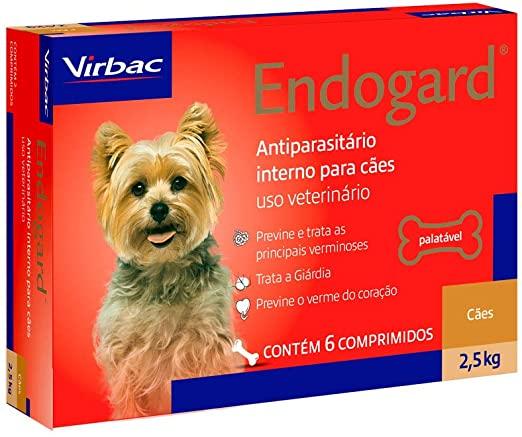 ENDOGARD 2,5 Kg 6 COMPRIMIDOS