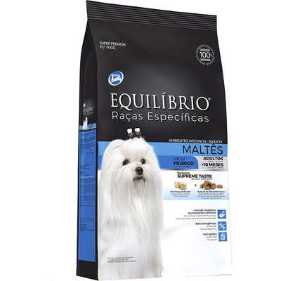 EQUILIBRIO RACAS MALTES ADULTO 2 kg