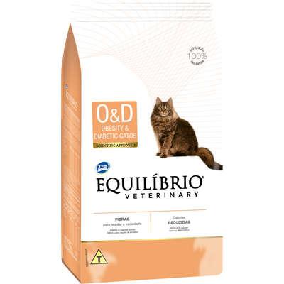 EQUILÍBRIO VETERINARY CAT OBESITY&DIABETIC