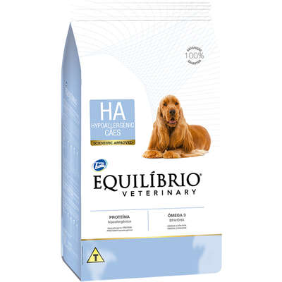 EQUILÍBRIO VETERINARY DOG HYPOALLERGENIC