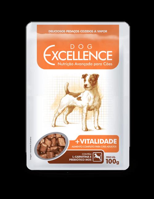 EXCELLENCE SACHÊ DOG VITALIDADE 100 g