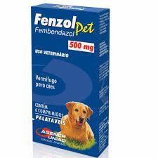 FENZOL PET 6 COMPRIMIDOS