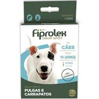 FIPROLEX CÃES 11 a 20 kg