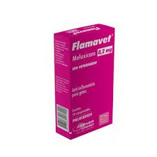 FLAMAVET 0,2 MG GATOS 10 COMPRIMIDOS