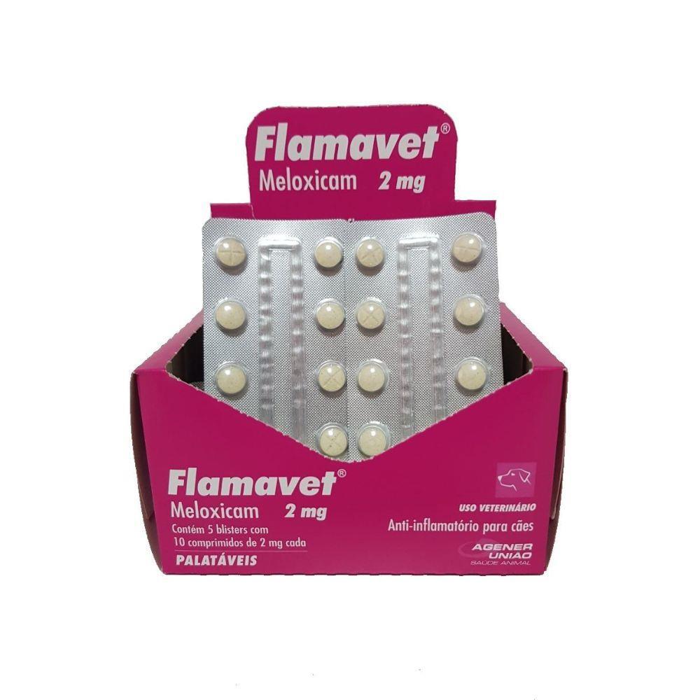 FLAMAVET 2 MG CONTEM BLISTERS 10 CP