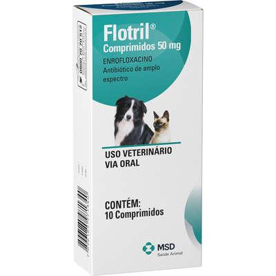 FLOTRIL 50 mg COM 10 COMPRIMIDOS