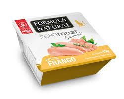 FN FRESH MEAT GOURMET GATO FRANGO 40 g