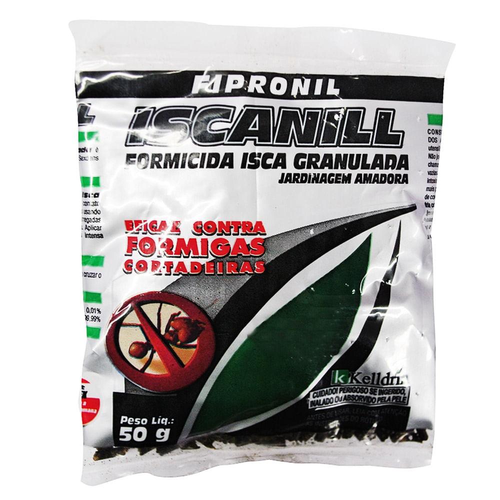 FORMICIDA GRANULADO ISCANILL 50GR
