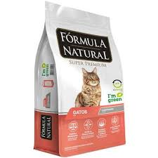 FÓRMULA NATURAL GATOS ADULTOS